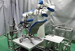 Motoman-DA20-dual-arm-robot