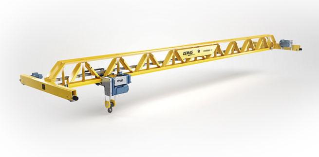 M n znamen v ce nov je b demag v typ technika a trh - Terex material handling port solutions ag ...