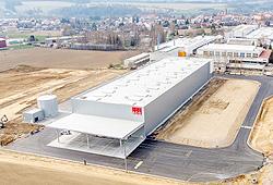 aco New-logistics-hall