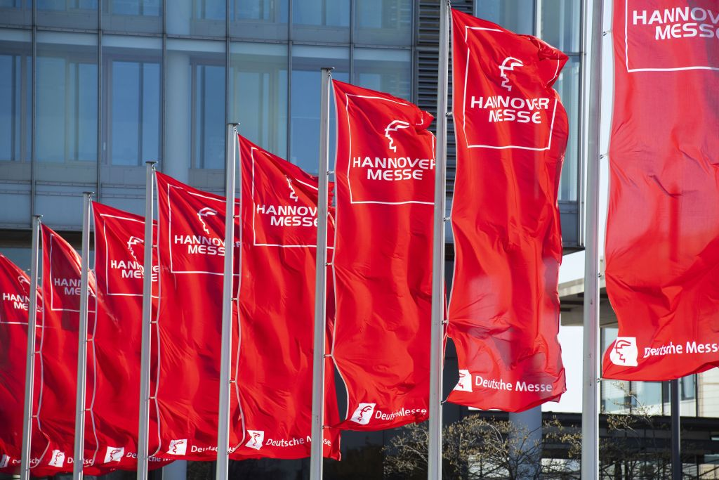 Hannover messe digital 03 flags